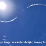 Einde aan lange reeks landelijke tropische dagen